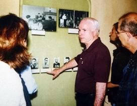 Hình ảnh John McCain ở Hà Nội những năm tháng chiến tranh