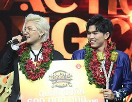 Vicky Nhung - Thanh Sang giành ngôi vị quán quân Nhạc hội song ca mùa 2