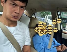 Quá buồn ngủ, tài xế taxi để khách... lái xe hộ