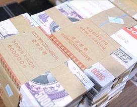 Thái Lan tịch thu 900 triệu đồng tiền Bắc Triều Tiên giả