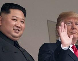 """Tổng thống Trump nhận """"bức thư đẹp"""" từ ông Kim Jong-un"""
