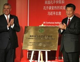 Trung Quốc chi mạnh tay để mở rộng ảnh hưởng tại Mỹ
