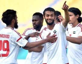 Đánh bại Triều Tiên, Olympic UAE gặp Nhật Bản ở bán kết Asiad 2018