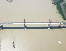 Từ 1/9, người dân chính thức được lưu thông qua cây cầu hơn 7.000 tỉ