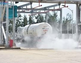 Khí Cà Mau phối hợp đảm bảo an ninh – an toàn công trình khí