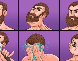 Những tình huống hài hước trong cuộc sống chỉ... đàn ông mới hiểu
