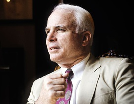 """Bức thư """"trải lòng"""" cuối cùng của ông John McCain gửi người dân Mỹ"""