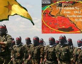 Mỹ lập vùng cấm bay cho người Kurd: Hiểm họa với Syria