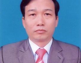 Khởi tố, bắt giam Phó Chủ tịch UBND TP Việt Trì Lê Sỹ Hồng