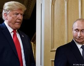 Tổng thống Putin sẵn sàng đáp trả đòn trừng phạt của Mỹ