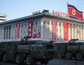 Nhật Bản nói Triều Tiên sở hữu hàng trăm tên lửa