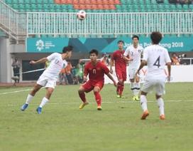 Olympic Việt Nam 1-3 Olympic Hàn Quốc: Dấu ấn của đẳng cấp