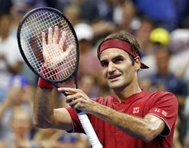 US Open: Djokovic vất vả ngay trận đầu, Federer thắng nhanh