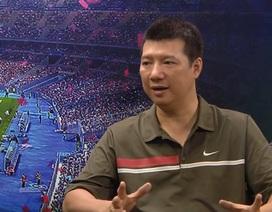 """BLV Quang Huy: """"Olympic Việt Nam có lợi thế về tinh thần và có HLV Park Hang Seo"""""""