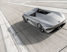 Infiniti Prototype 10 định hình tương lai xe chạy điện