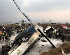 Cơ trưởng khóc, hút thuốc khi máy bay gặp nạn ở Nepal làm 51 người chết
