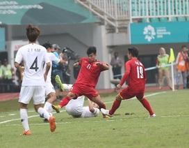 """""""Thua Hàn Quốc, Olympic Việt Nam vẫn đáng khen vì không rối loạn"""""""