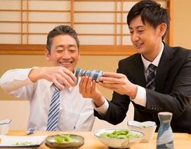 Bảo vệ đại tràng cho người hay uống rượu bia theo cách của người Nhật