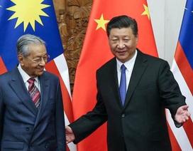 """Phía sau việc Malaysia hủy các dự án """"khủng"""" với Trung Quốc"""