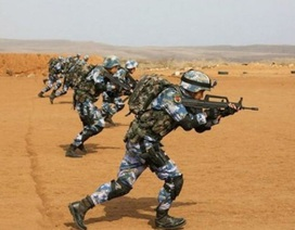 Trung Quốc xây căn cứ huấn luyện quân sự ở Afghanistan