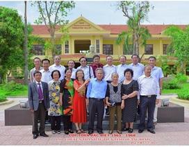 Chuyện về lớp chuyên Toán đầu tiên của Quảng Bình