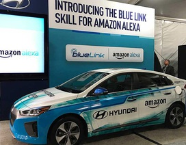 Hyundai mở showroom ảo trên Amazon