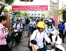 Rà soát kỳ thi THPT quốc gia tại Bạc Liêu: Một số trường hợp bị đánh sai mã phách