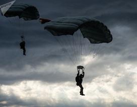 Những hình ảnh ấn tượng về lực lượng tinh nhuệ nhất nhì quân đội Nga