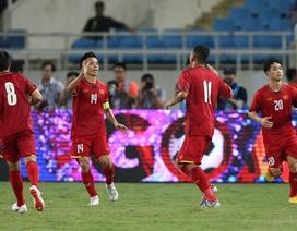 """""""Olympic Việt Nam chơi đạt yêu cầu trước Palestine"""""""
