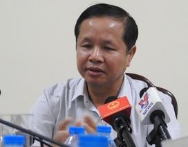 Giám đốc Sở Giáo dục Hòa Bình: Chưa xác định được số lượng bài thi bị gian lận