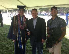 Nam sinh Mỹ gốc Ấn tốt nghiệp Đại học ở... tuổi 15