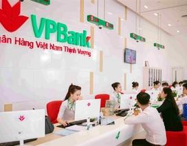VPBank lọt top nhóm 21 doanh nghiệp đóng thuế nhiều nhất Việt Nam