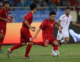 Hàng tiền vệ… một người của Olympic Việt Nam
