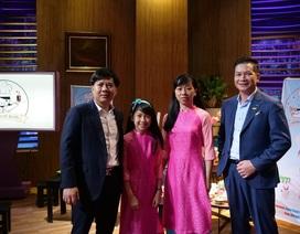 Shark Thủy cùng Shark Hưng đầu tư vào startup nhỏ tuổi nhất Shark Tank Việt Nam