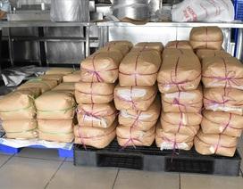 """Cơm tấm Kiều Giang cung cấp giấy tờ chứng minh nguồn gốc chất """"lạ"""""""