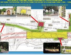 Lãnh đạo Bộ GTVT nói về ga ngầm C9 tại Hồ Gươm