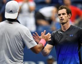 US Open: Murray bị loại, Nadal tiến vào vong ba
