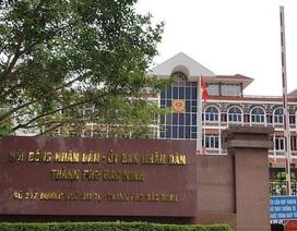 Khởi tố vụ án điều tra sai phạm đất đai nghiêm trọng tại TP Bắc Ninh