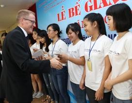 Bế giảng khoá đào tạo tiếng Đức cho 110 học viên ngành điều dưỡng tại CHLB Đức