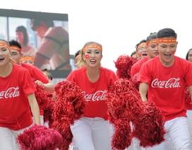 Coca-Cola: Chiến thắng còn ở phía trước Olympic Việt Nam ơi!