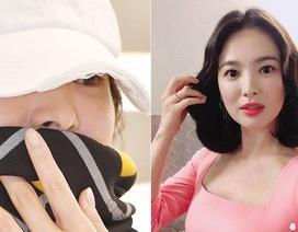 """Cận cảnh làn da """"vạn người mê"""" của Song Hye Kyo"""