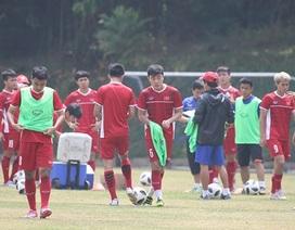 """HLV Park Hang Seo xếp đội hình """"lạ"""" đấu UAE?"""
