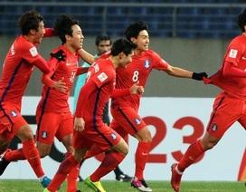 Olympic Hàn Quốc - Olympic Nhật Bản: Quyết đấu vì tấm HCV danh giá