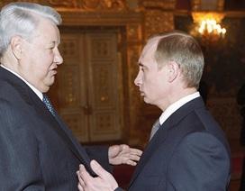 Tiết lộ các cuộc điện đàm giữa Yeltsin và Clinton về Putin