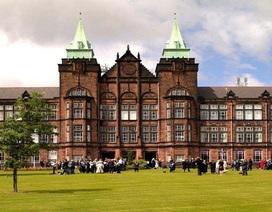 """10 trường đại học có đầu vào """"khắc nghiệt"""" nhất nước Anh"""