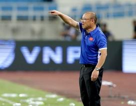 Olympic Việt Nam - Olympic Oman: Khi HLV Park Hang Seo chơi cửa trên