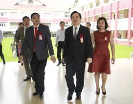 Bộ trưởng GD-ĐT dự lễ khánh thành ngôi trường hơn 400 tỷ đồng trên đất Tây Nguyên