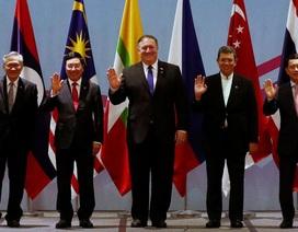 Mỹ cam kết chi 300 triệu USD đảm bảo an ninh cho ASEAN