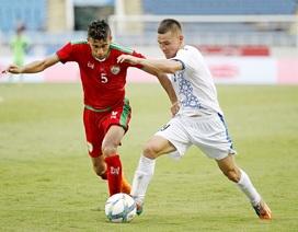 """""""Đá với Olympic Việt Nam, Oman sẽ tung ra sức mạnh thực sự"""""""