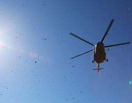 Rơi trực thăng ở Nga, 18 người chết